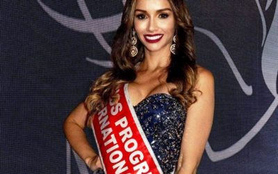 The title of Miss Progress International returns to South America