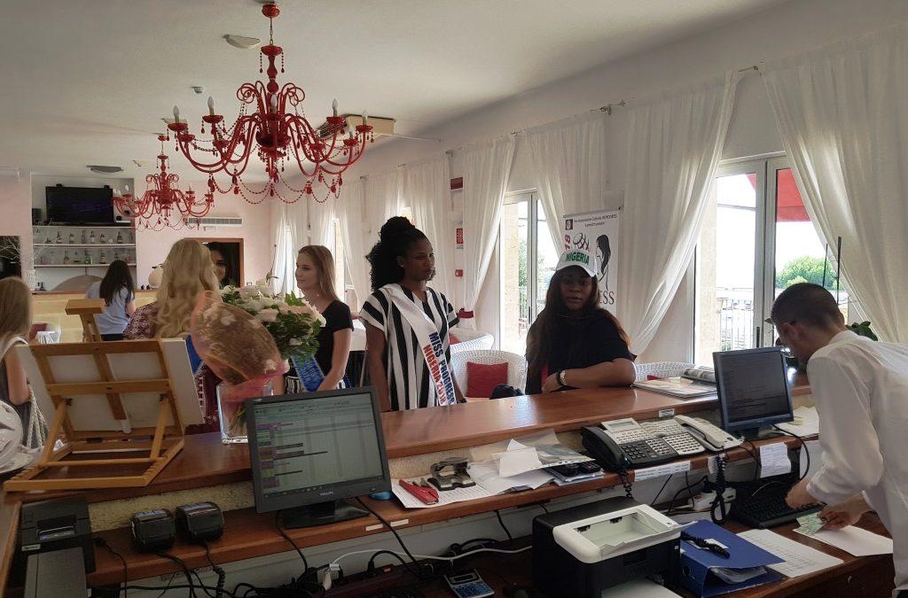 Las Embajadoras del Progreso están en Puglia!