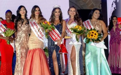 Miss Progress International 2019 en la maravillosa Puglia