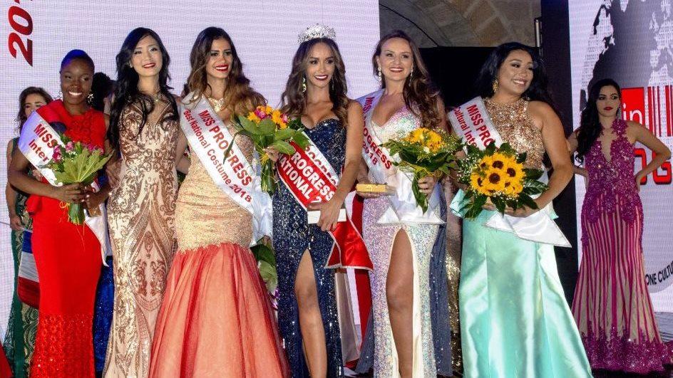Miss Progress International 2019 nella meravigliosa Puglia