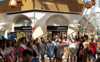"Al ""Porte dello Jonio"" la conferenza stampa di Miss Progress International 2019"