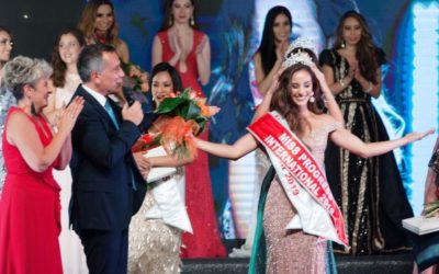 The title of Miss Progress International 2019 remains in Colombia: Vanesa Giraldo Lopez wins