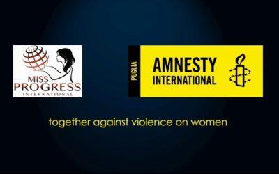 Miss Progress International: a video against abuse of women