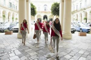 Tra i palazzi di Lecce