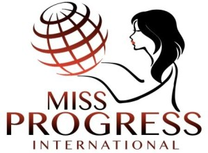 The new logo of Miss Progress International